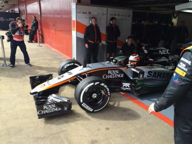173-Force India